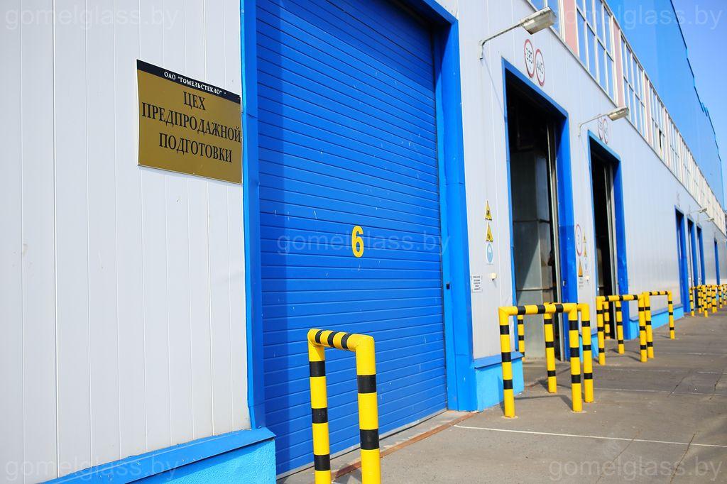 Производство стекла благодаря модернизации, выросло вдвое, с 21 до 42,5 млн квм